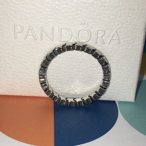 "Pandora Ring ""Star Trail"""